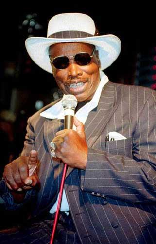 Blues/R & B - Rudy...